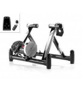 Rodillos entrenamiento Hometrainer Elite Realpower Wireless Hometrainer magné