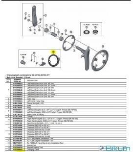 CABLE DE CARGA FC-R9100P - Imagen 1