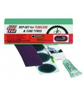 Set reparación Tubeless Tip Top Protect Air, Tubeless, 5 litro
