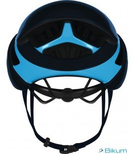 Casco Abus Aero Movistar